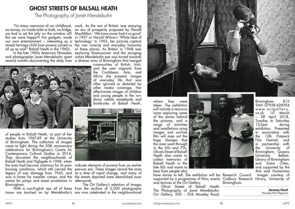B13 Magazine Jeremy Hunt Ghost Streets