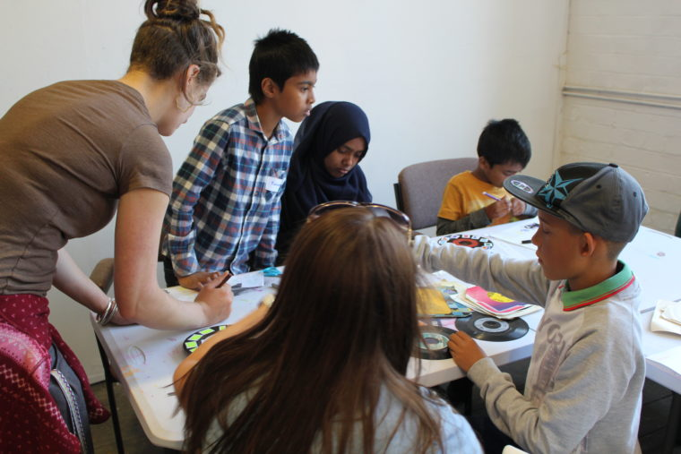 Workshops at Ort Gallery